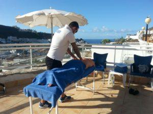 Den Skandinaviske Massör, din massör på Gran Canaria sedan 2011. Sedan starten har vi haft över 15000 nöjda och glada klienter. Välkommen till oss.